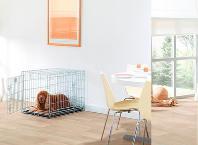 Savic Large Zinc Plated Dog Cage (76 x 53 x 61cm)