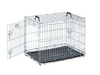 savic dog crate for sale door open