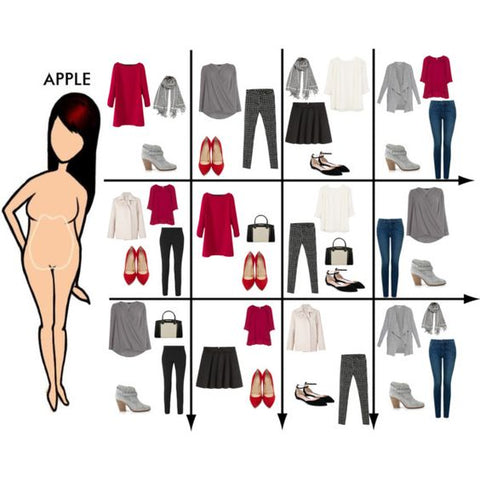 style journal | dressing an apple shape body – vêtue boutique