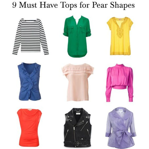 style journal | dressing a pear shape body – vêtue boutique