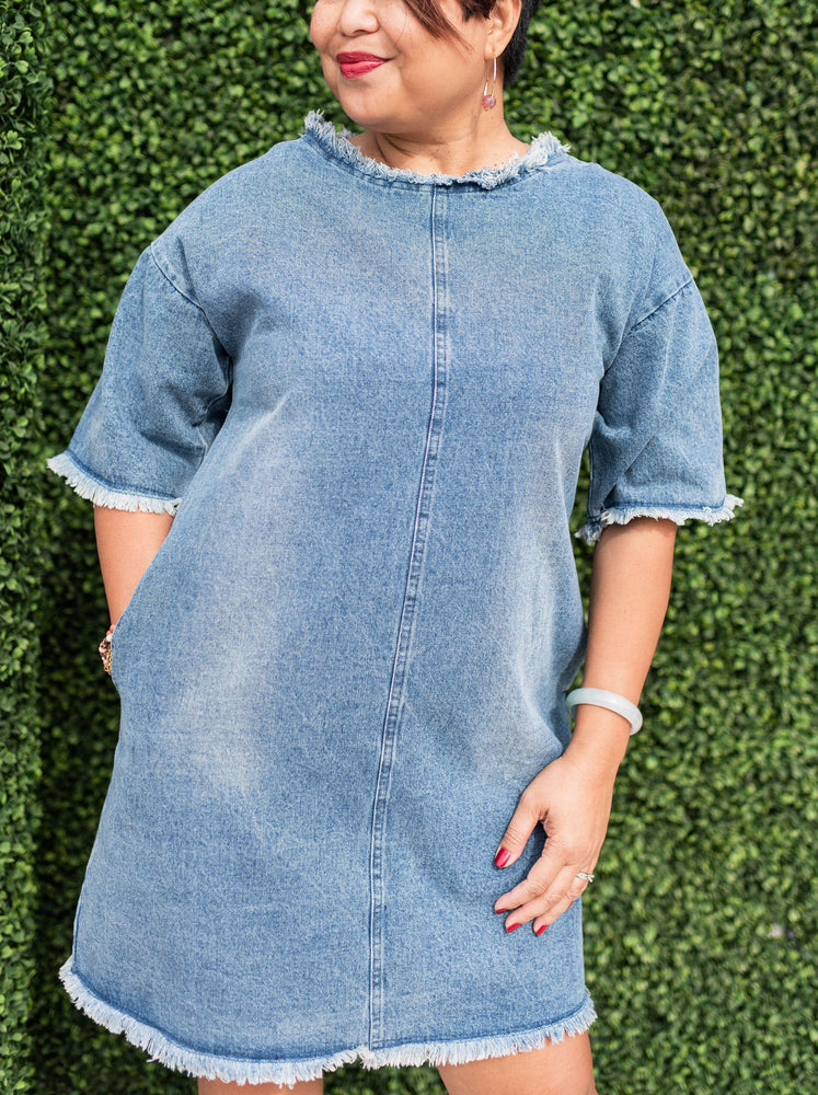 Colby Denim Dress