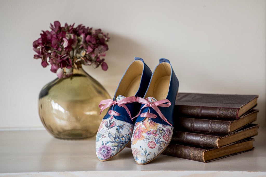 LIMITED EDITION DESIGNER SHOES HANDMADE IN BUDAPEST
