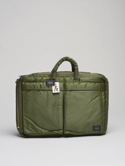 Briefcase Type A, Khaki