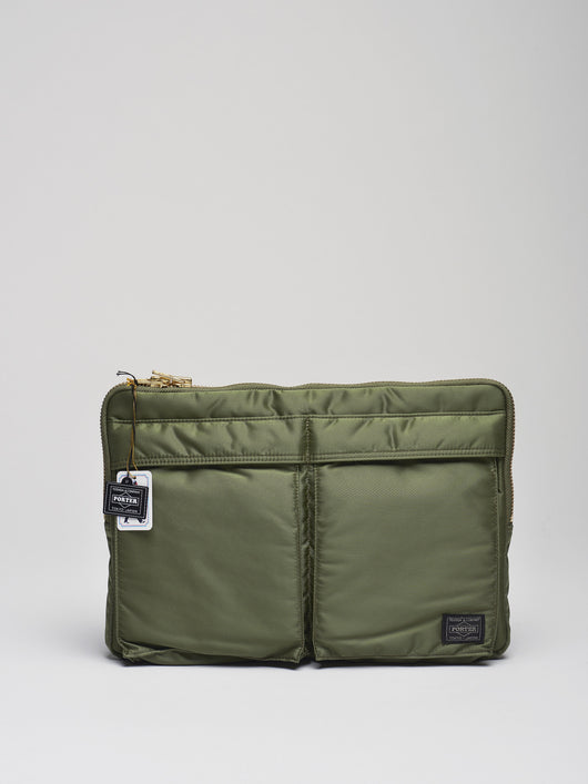 Tanker Document Case, Khaki
