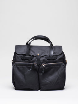 24-Hour Briefcase, Black