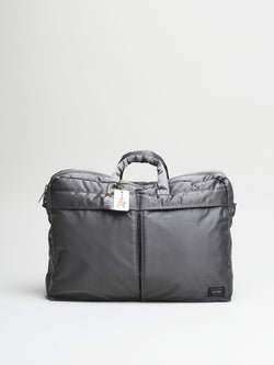Briefcase Type D, Silver