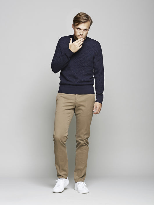 Claude Jumper, Dark Navy
