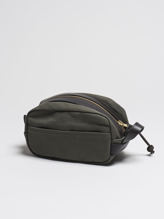 Filson travel kit, otter green