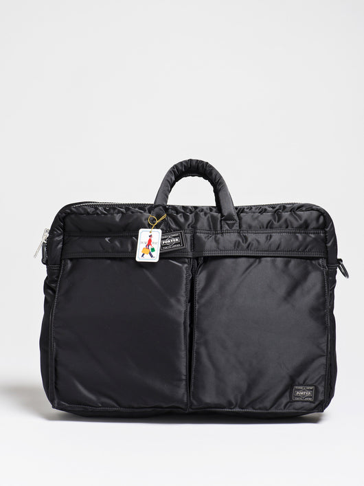 Tanker 2Way Briefcase, Black