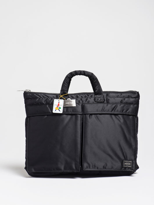 Tanker Briefcase, Black