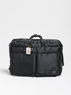 Tanker 3Way Briefcase, Black