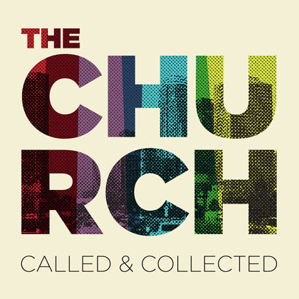 Lamp Mode Recordings 'The Church' CD