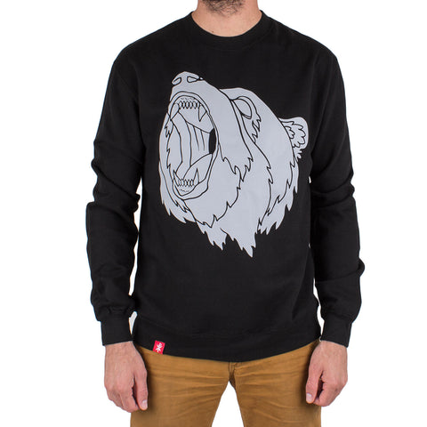Lamp Mode Recordings S.O. 'Bear' crewneck