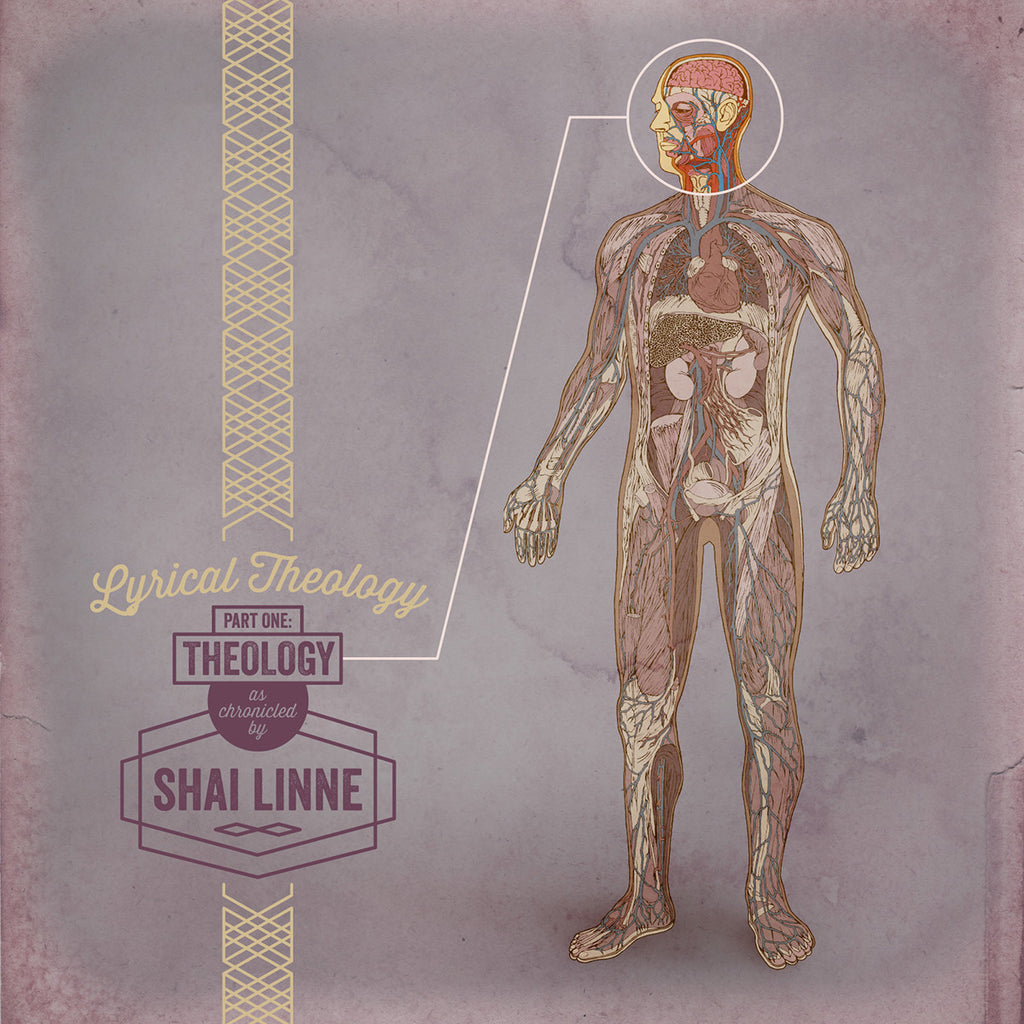 Lamp Mode Recordings shai linne 'Lyrical Theology Part 1'