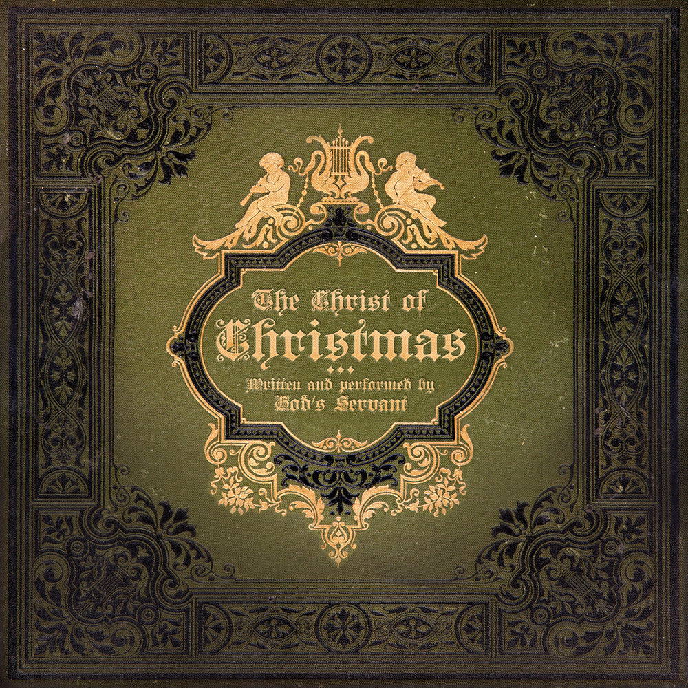 Lamp Mode Recordings God's Servant 'The Christ of Christmas'
