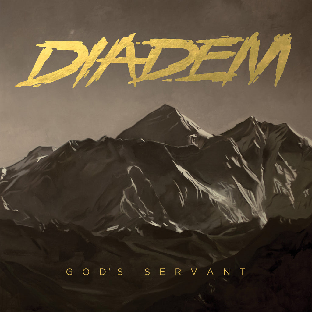Lamp Mode Recordings God's Servant 'Diadem'