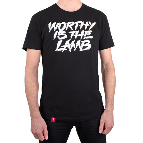 Lampmode Records God's Servant 'Worthy Is The Lamb' T-Shirt