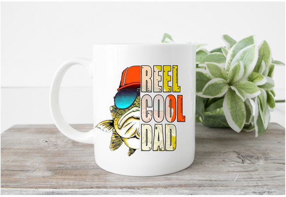 Reel Cool Dad Mug