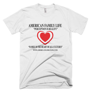 """American Family Life"" Television Short Sleeve Men's T-Shirt"