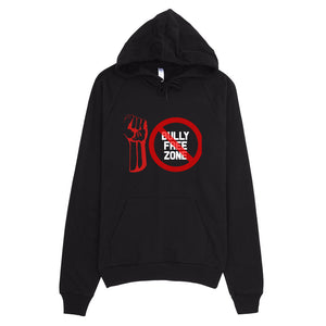 """BULLY FREE ZONE"" Student And Adult Hoodie"