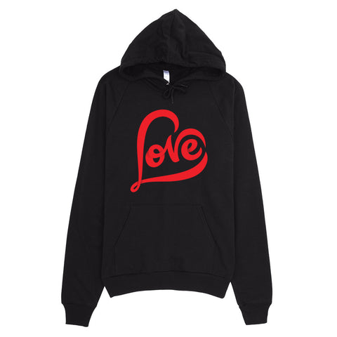 """LOVE"" Student And Adult Hoodie"