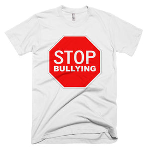 """Stop Bullying"" Short Sleeve Men's T-Shirt"
