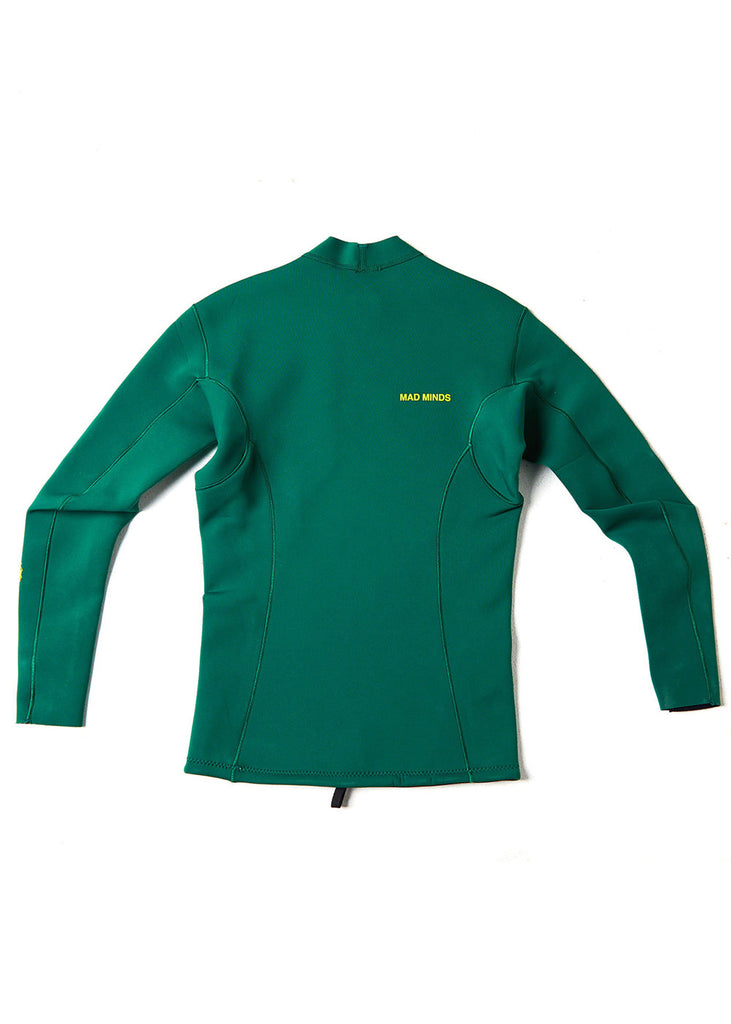 1 M/SF/T GREEN JACKET