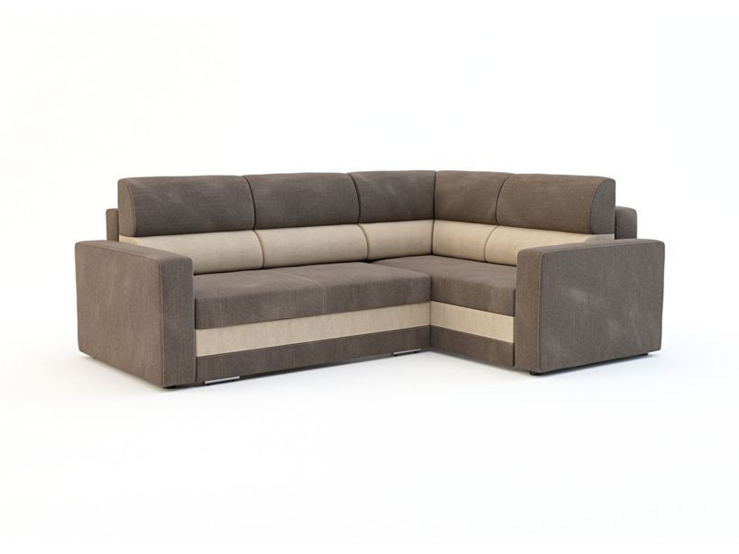 Corner sofa bed aberdeen furniture for Sofa bed dimensions unfolded