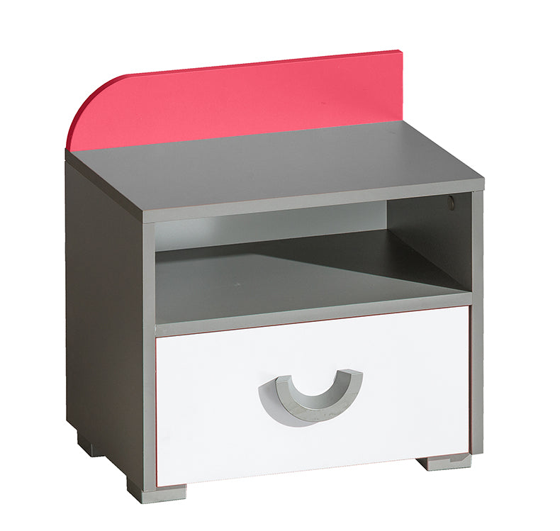 Futuro Bedside Table