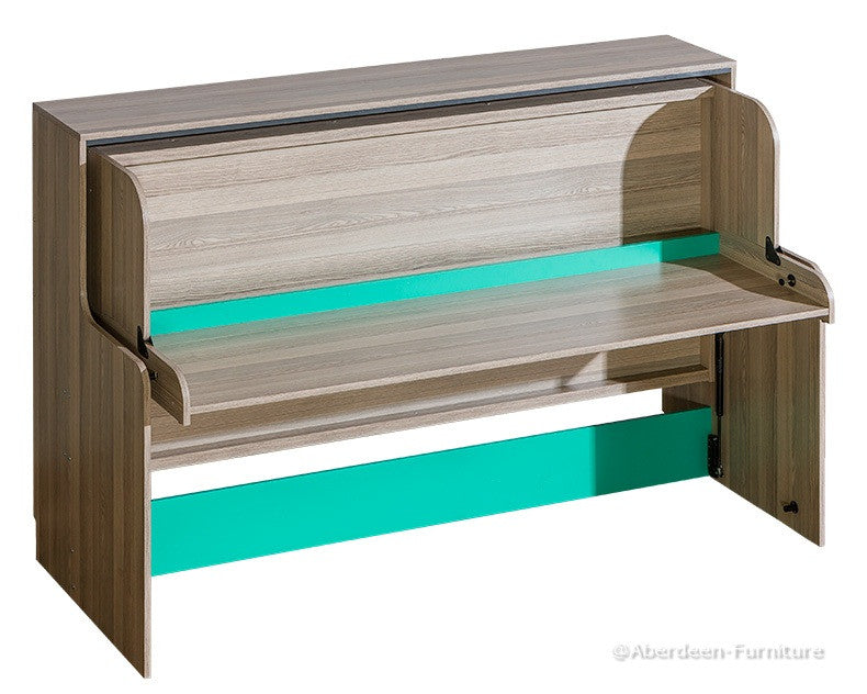 Multi Functional Desk - convertible to Single Bed M16 - Aberdeen ...