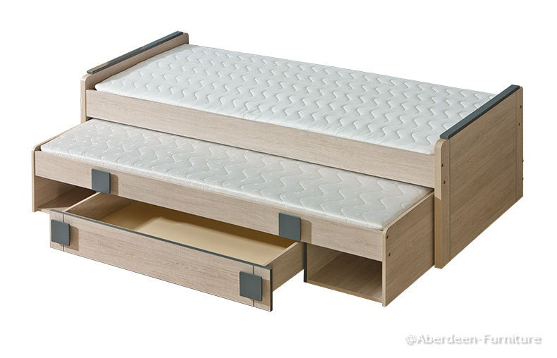 Game Trundle Bed G16