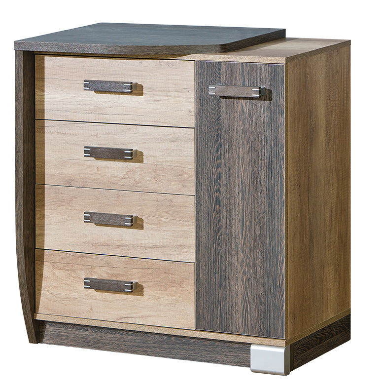 Romero R14 Chest of Drawers Left