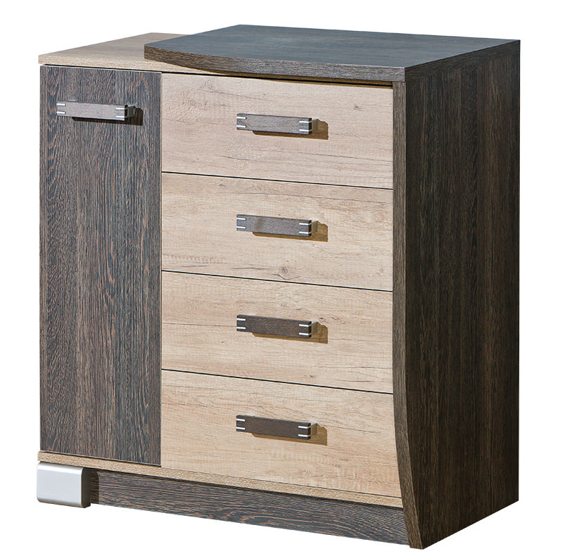 Romero R14 Chest of Drawers Right