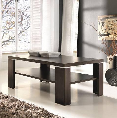 Coffee Table chestnut wenge