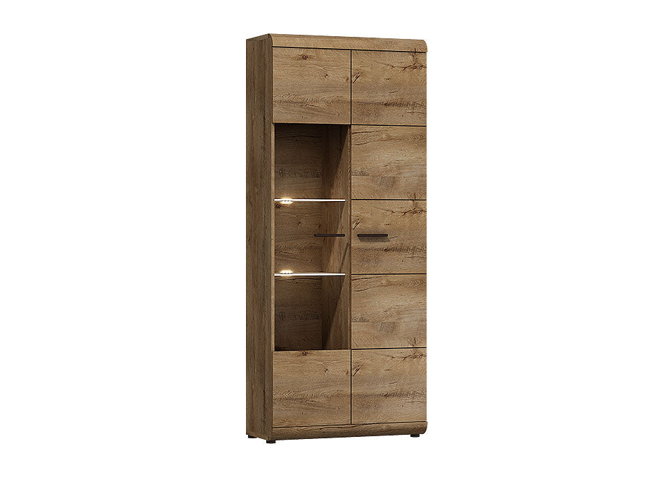 Lena Tall Cabinet 80cm