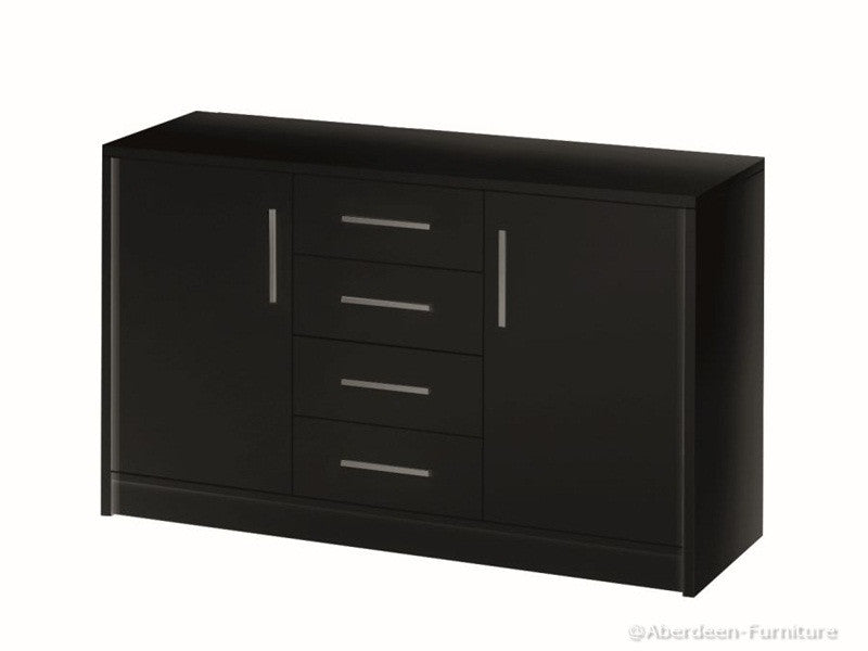 Sideboard  Geneva 2-Black