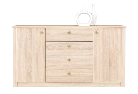 Finesse Sideboard - Sonoma Oak