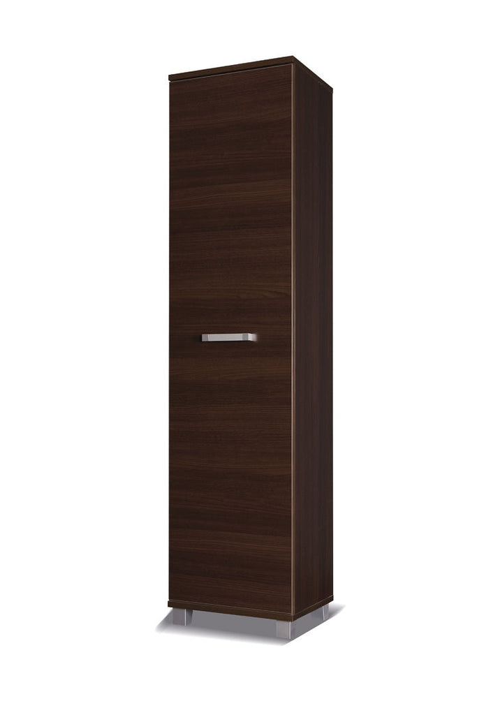 Maximus- M1 - 1 glass door cabine t- chestnut wenge
