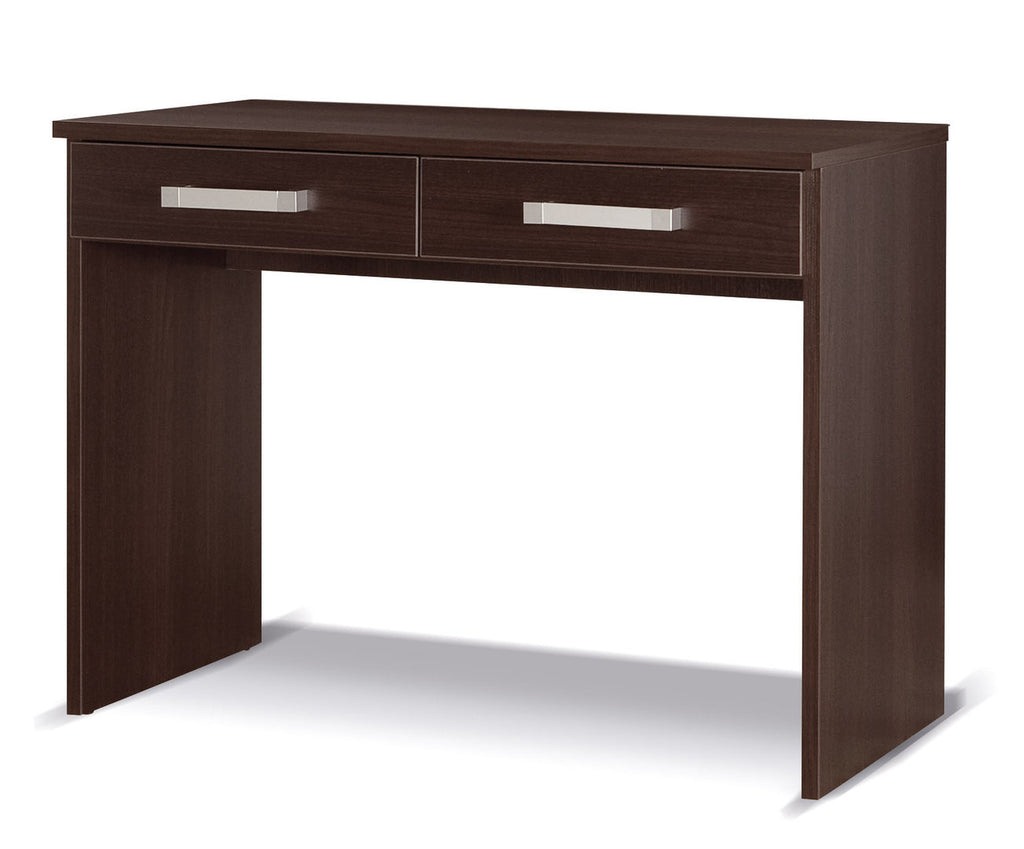 Maximus - help desk with drawers - chestnut wenge