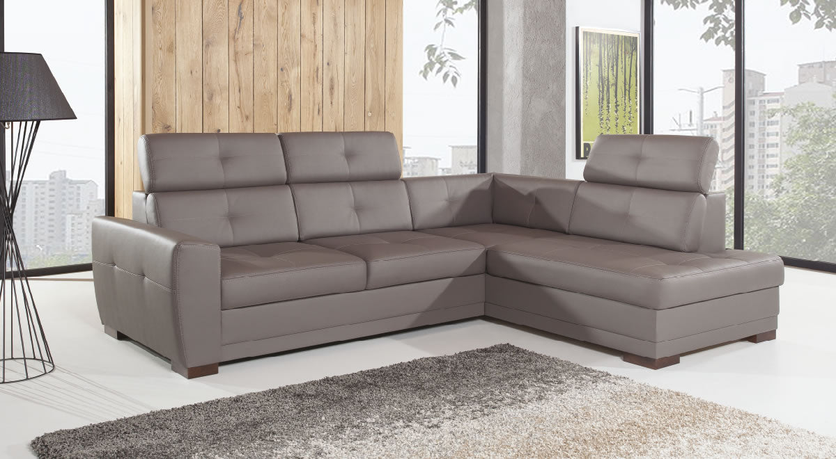 High Quality Massimo Corner Sofa Bed Amazing Design