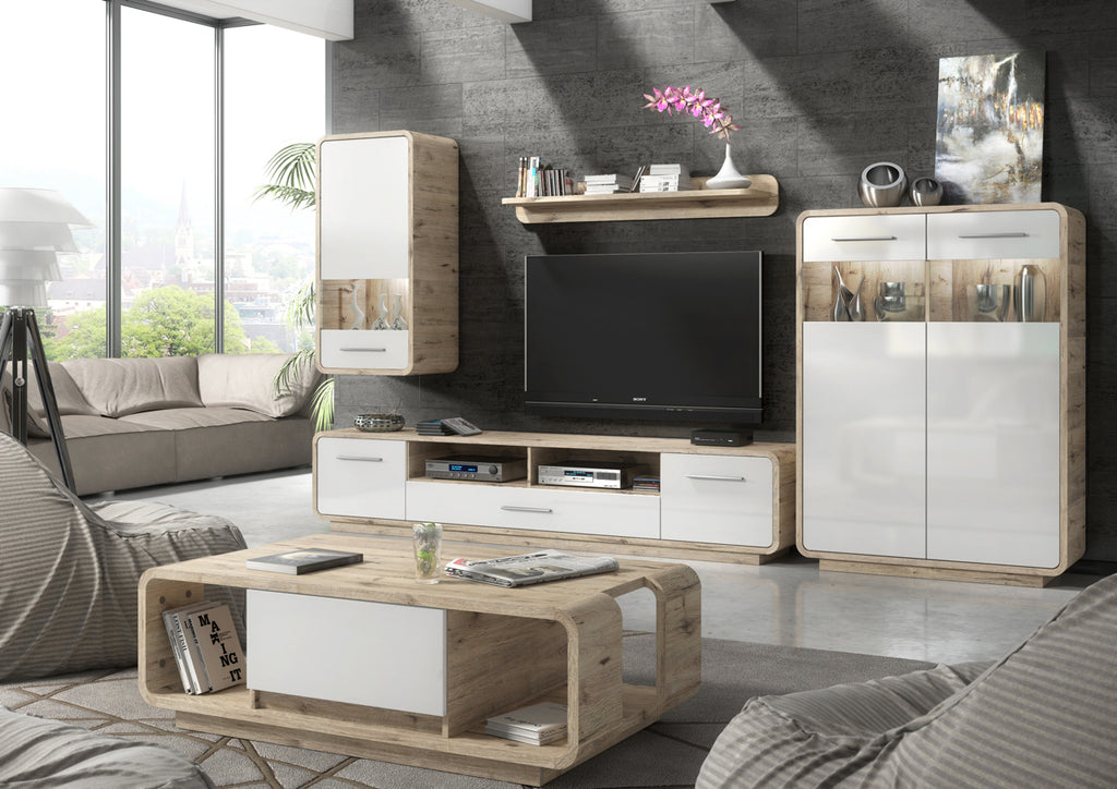 Scandi 4 Piece TV Set II
