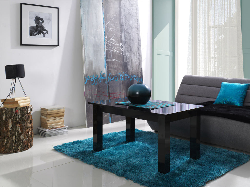 Coffee Table T27 glossy black