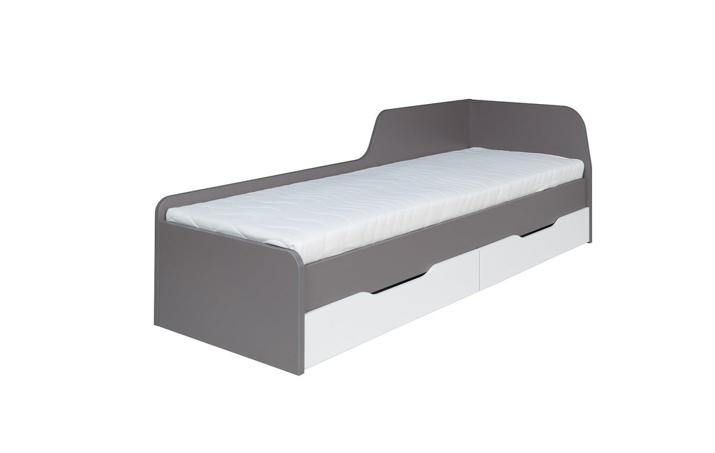 Zonda Bed with 2 drawers Z22