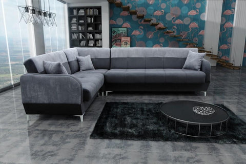 Baron corner sofa bed