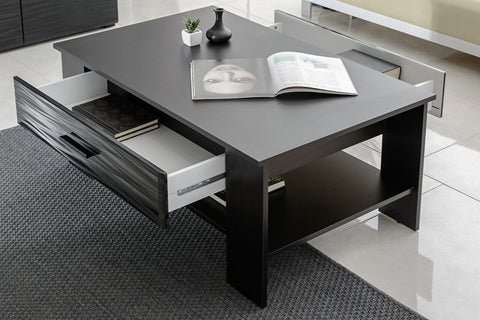 Sahara Coffee Table Black