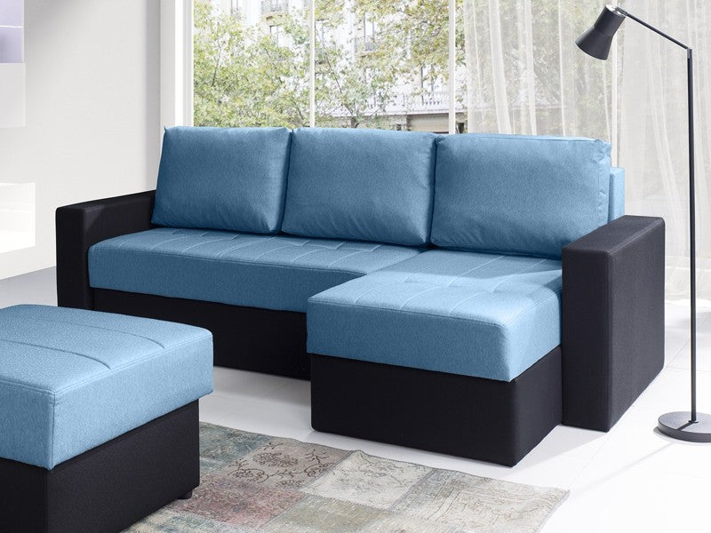 Calabrini Corner Sofa Bed