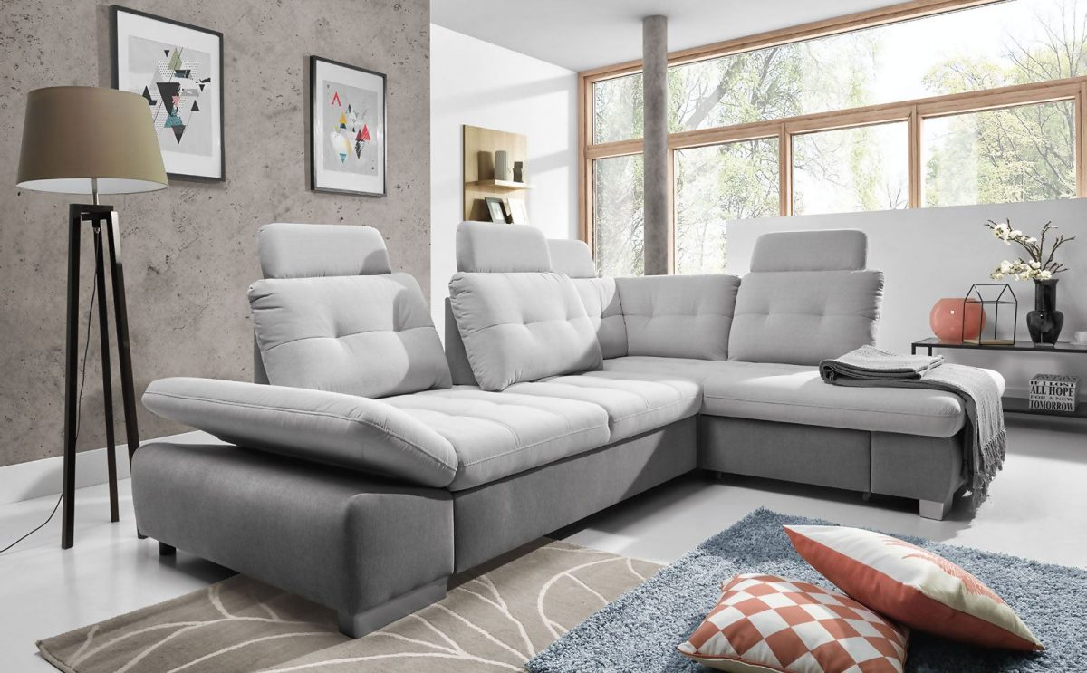 Miraculous Cremona L Corner Sofa Bed Caraccident5 Cool Chair Designs And Ideas Caraccident5Info