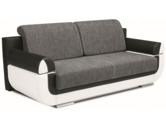 Sofa bed doris for Sofa bed dimensions unfolded