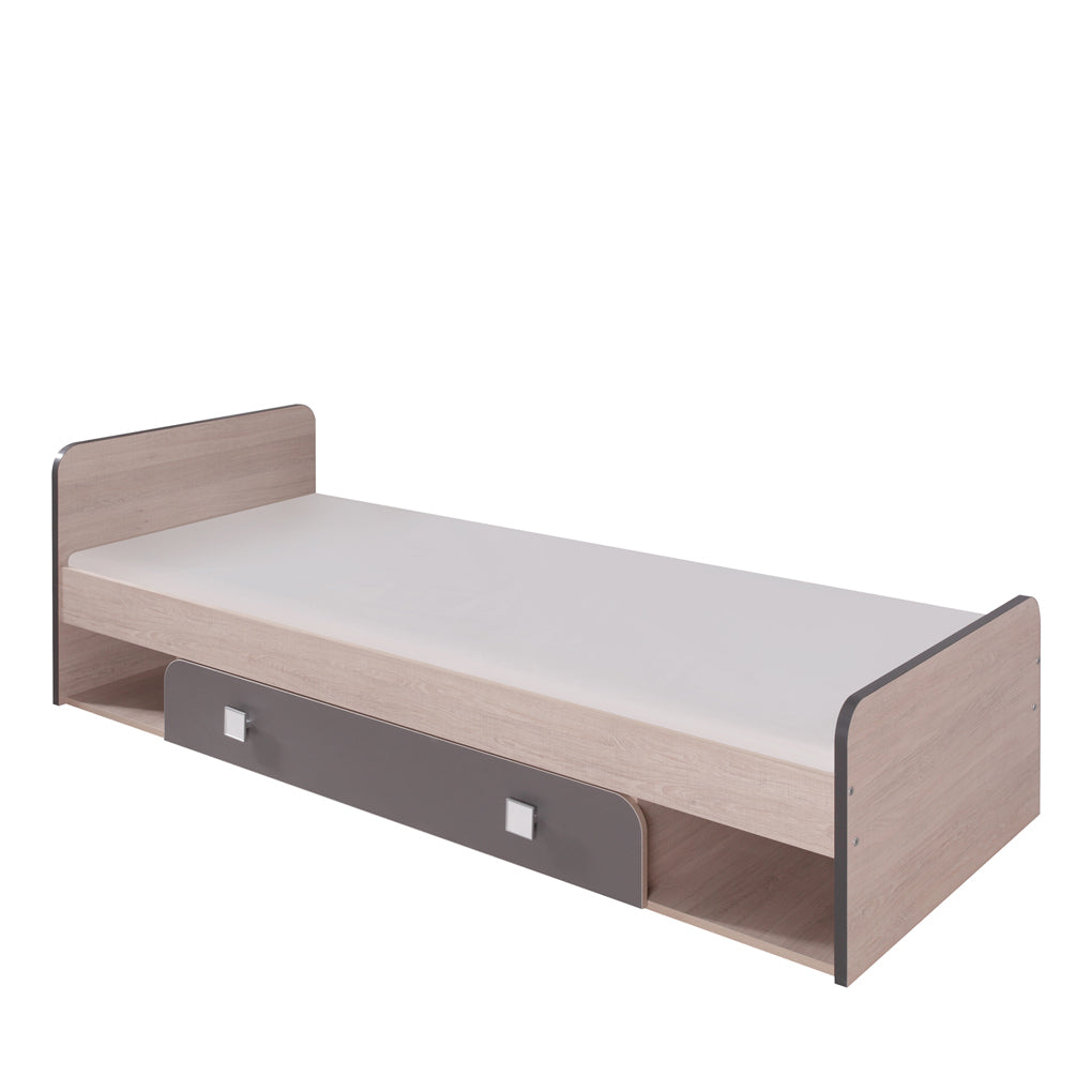 Duo Bed with storage