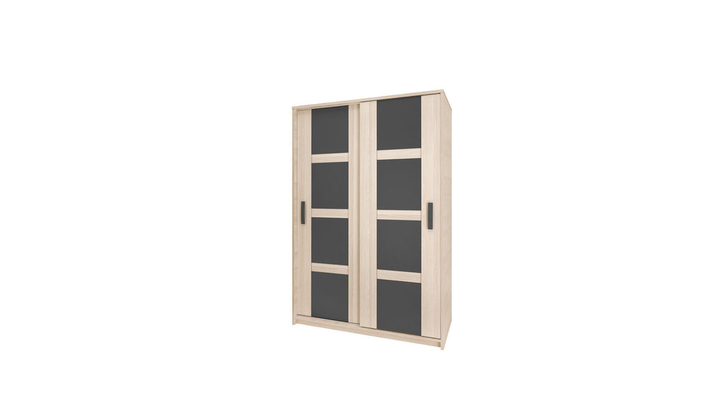 Sliding Wardrobe-graphite
